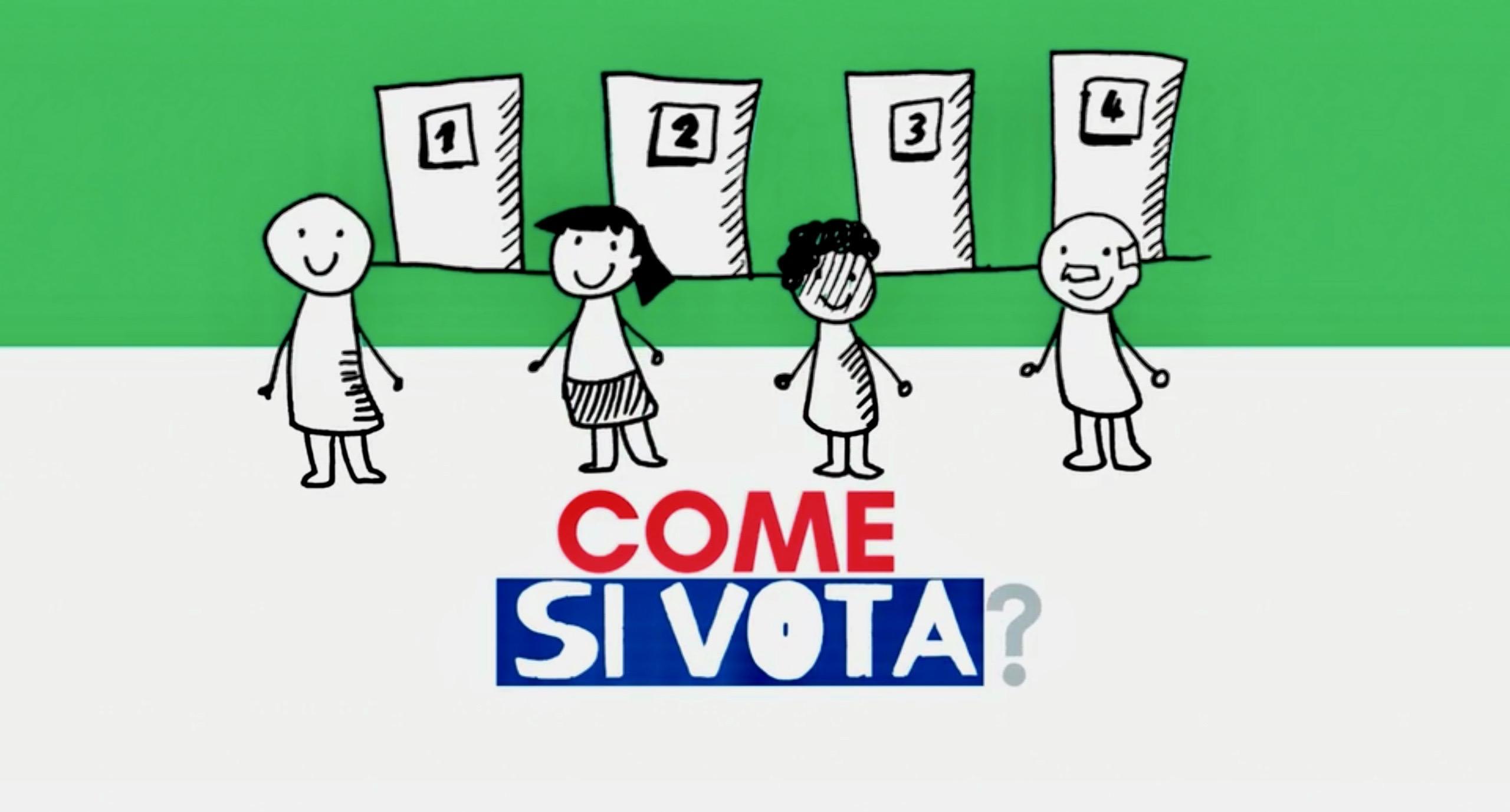 Elezioni regionali di domenica 26 gennaio: come si vota