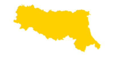Emilia-Romagna torna in zona gialla