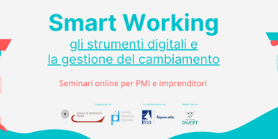 Smart working: seminari on-line per pmi e imprenditori