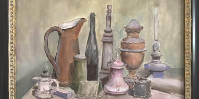 """A Punto Arte le """"Atmosfere nel colore"""" di Sara Povesi, fino al 30 giugno"""